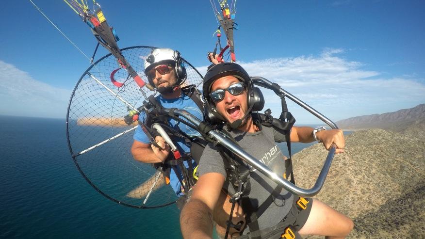 Flying joys!