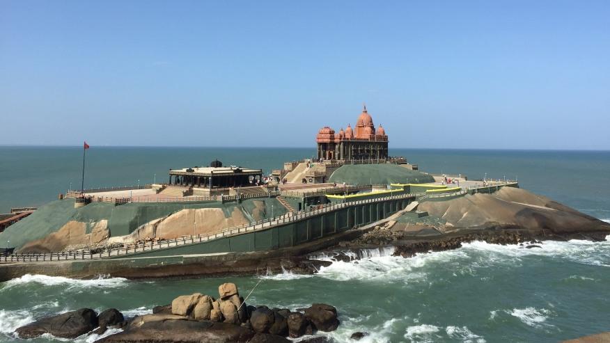 Vivekananda Rock Island