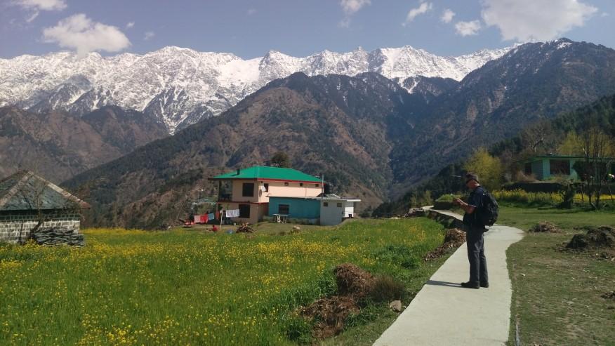 Naddi village