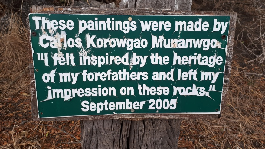 San Rock Art Paintings
