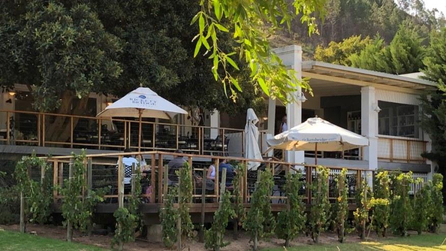 Cape Winelands winetour