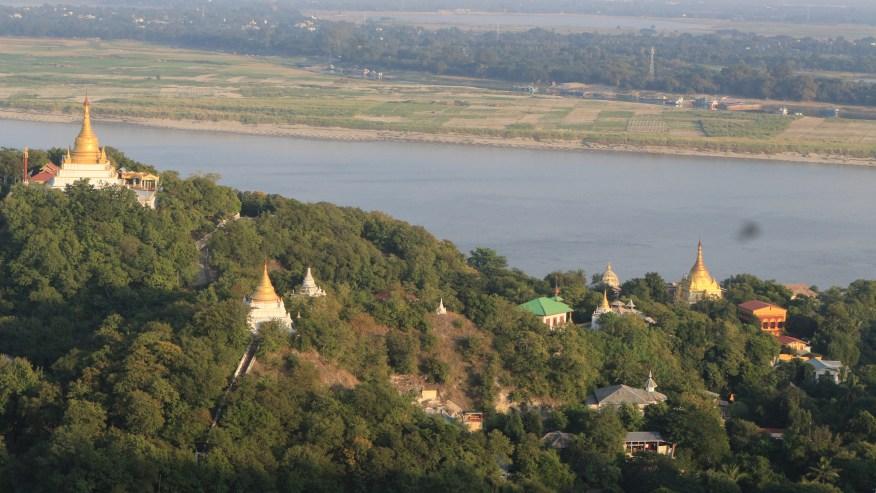 Buddhist Pagodas