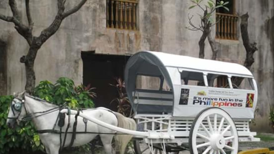 Intramuros Caruaje Tour