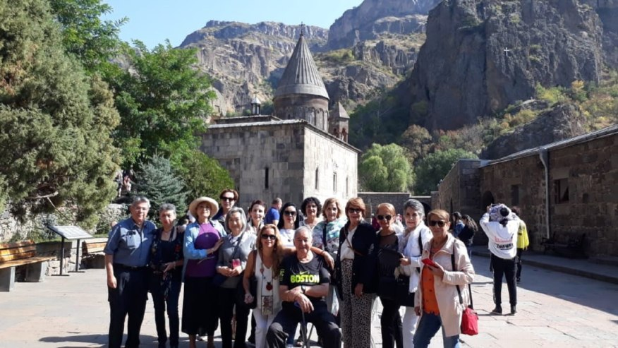 Geghard Monastery Group tour