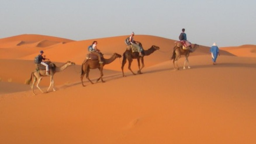 Jump onto this Sahara Desert Tour