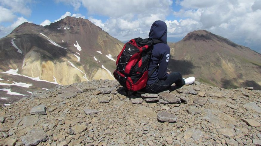 Hike to the Southern Peak of Aragats