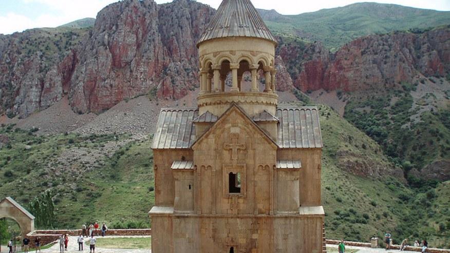 Armenia: Konyak, Khash and the Kardashians!