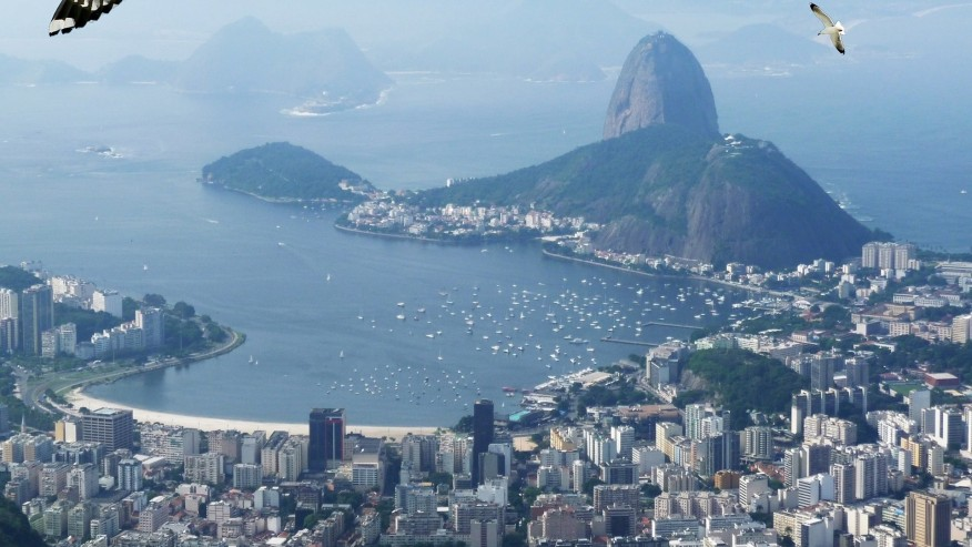 Delight with the Postcard of Rio: Sugar Loaf