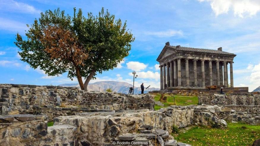Garni temple first century