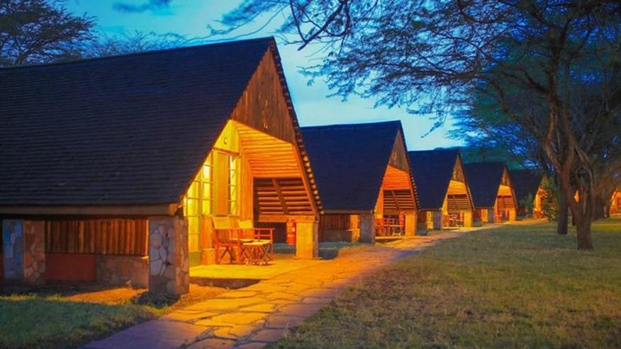 Keekorok Lodge, Masai Mara