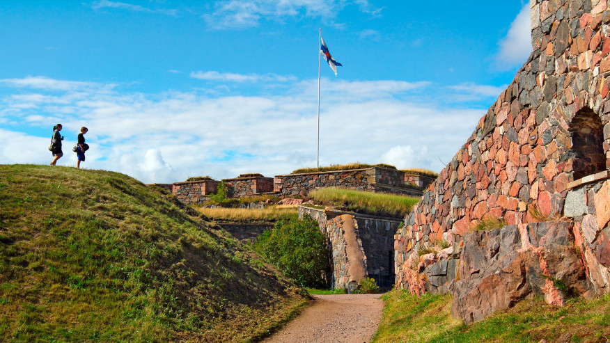 The 250 year old Fortress