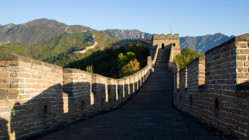 The Great Wall of China- Mutianyu Section
