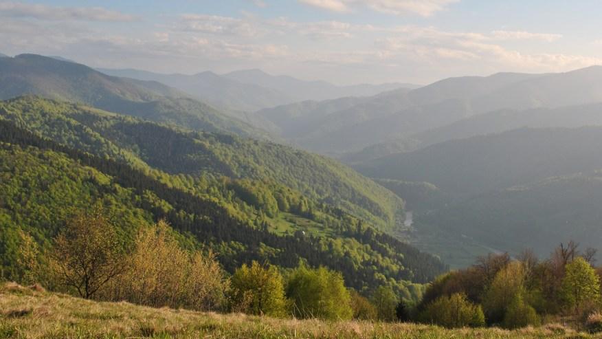 Kvasy Village