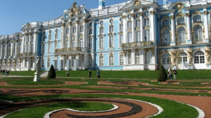 Pushkin (Tsarskoe Selo)