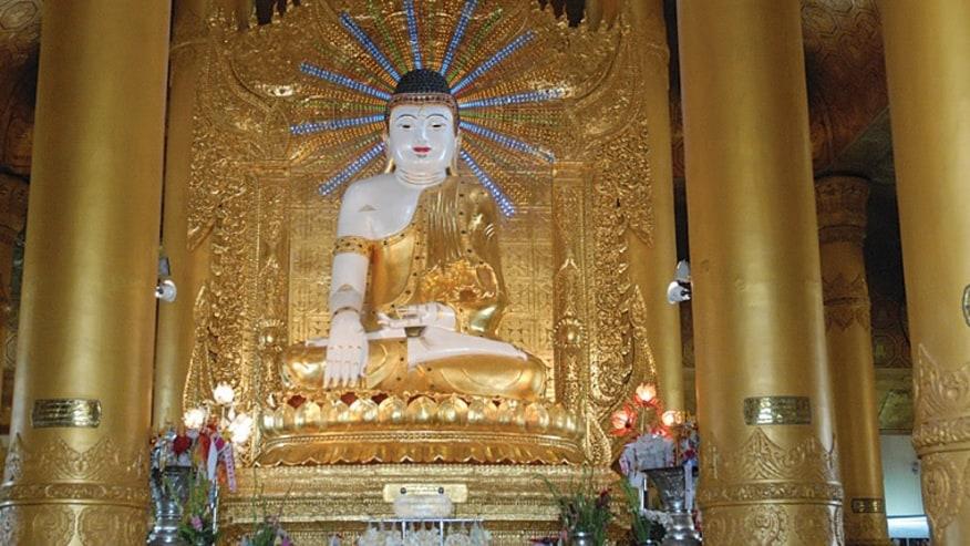 Maha Ent Kanthar Pagoda