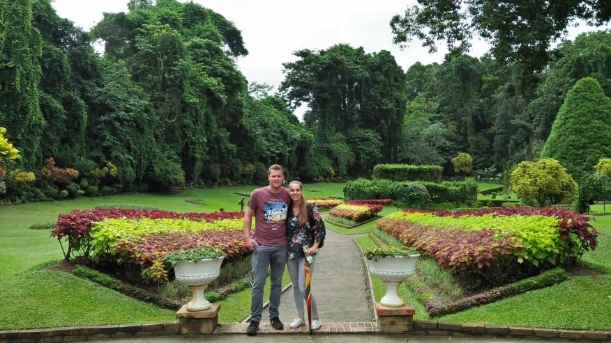 Royal Botanical Gardens- Peradeniya