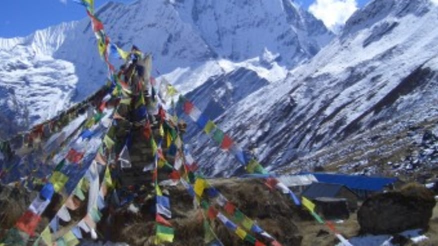 Annapurna - The Conservation Tourism