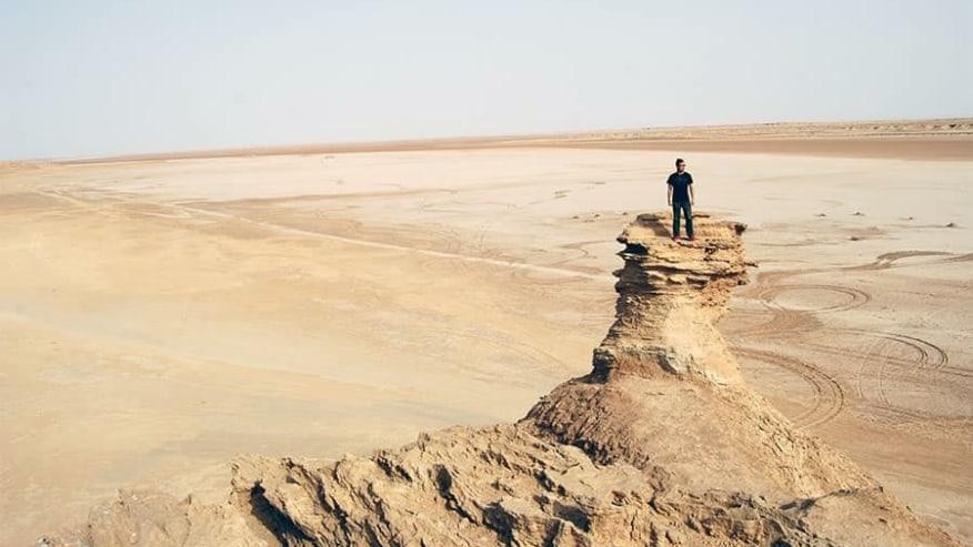 epic Sahara Desert