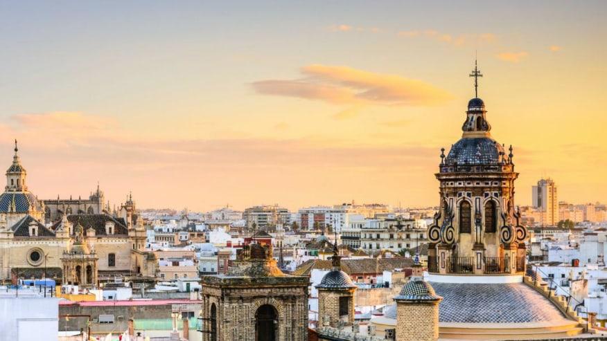 Skyline Sevilla