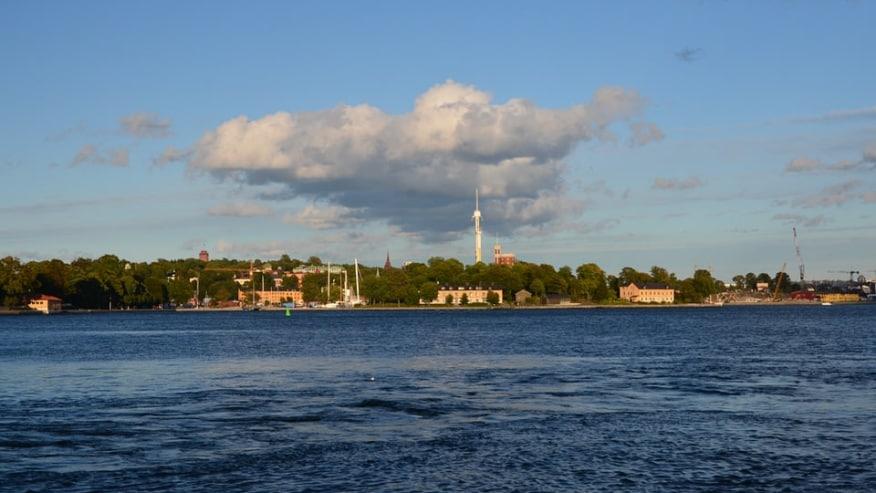 Environmentally friendly Stockholm: Through the eco-town Hammarby Sjöstad