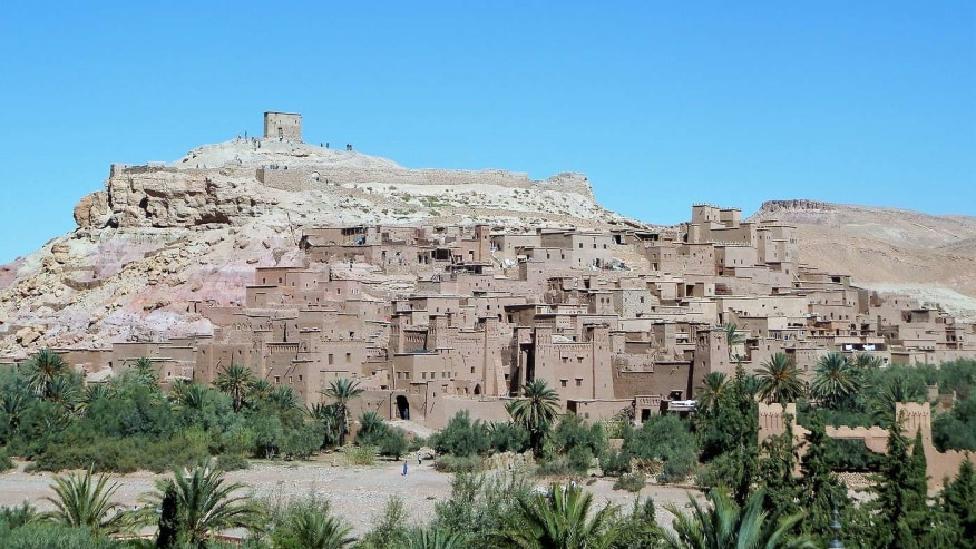 Aït Benhaddou - fortified village