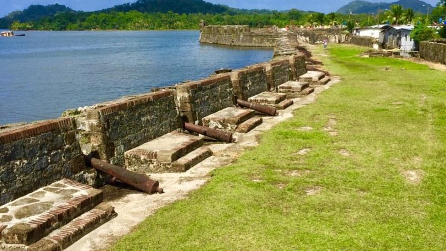 Fortress San Jeronimo