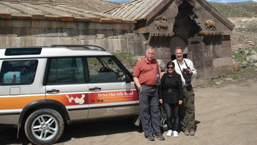 Tour in Armenia