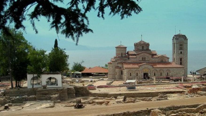 Gehe zum Goldenen Mazedonien