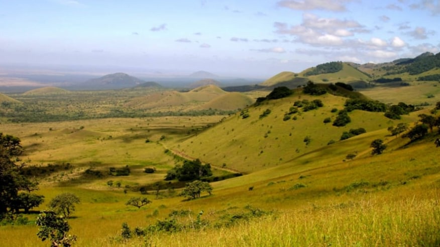Chyulu Hills-Kenya