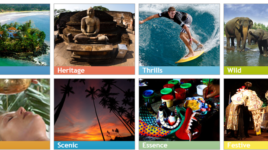 Round Trip of Sri Lanka - A Melting Pot of Culture and Heritage