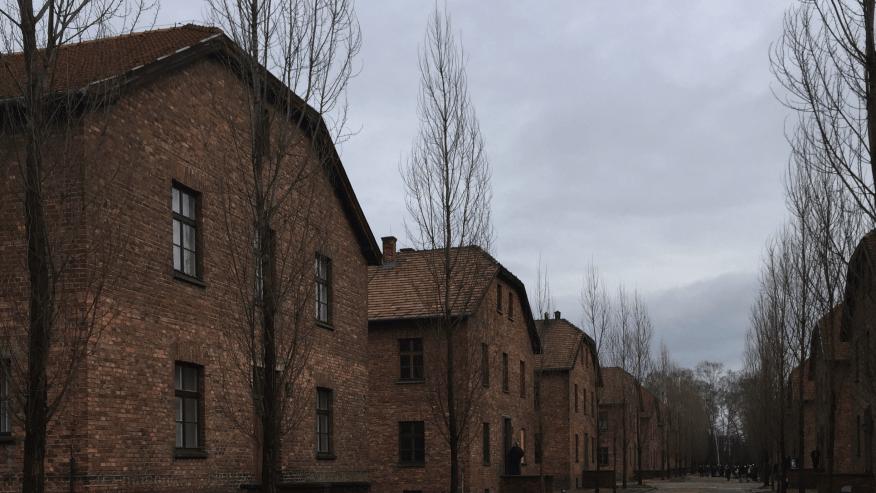 Auschwitz main camp