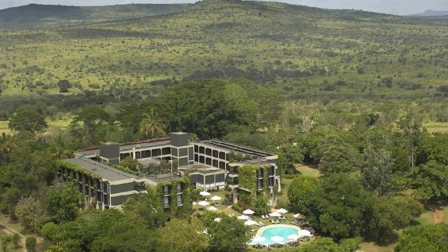 Taita Hills Game Lodge