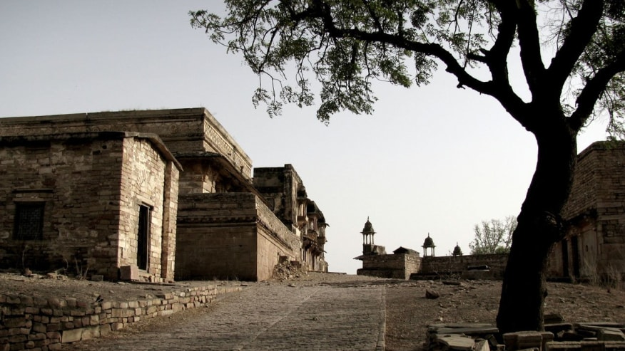 Gwalior Fort Palace