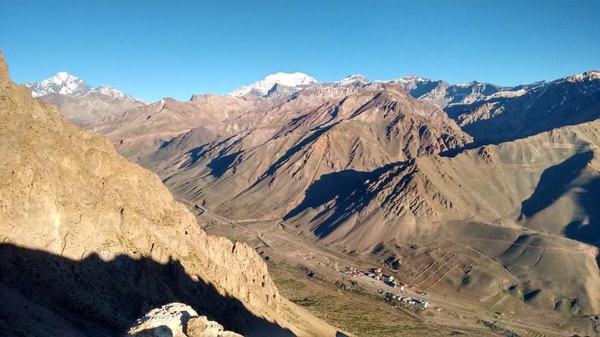 Alpine region of Argentina
