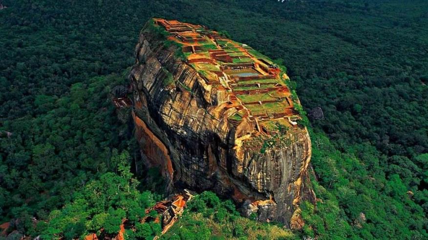 Rock Sigiriya