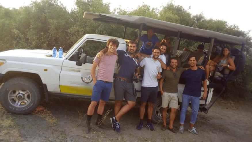 Safari Tour in Chobe NP