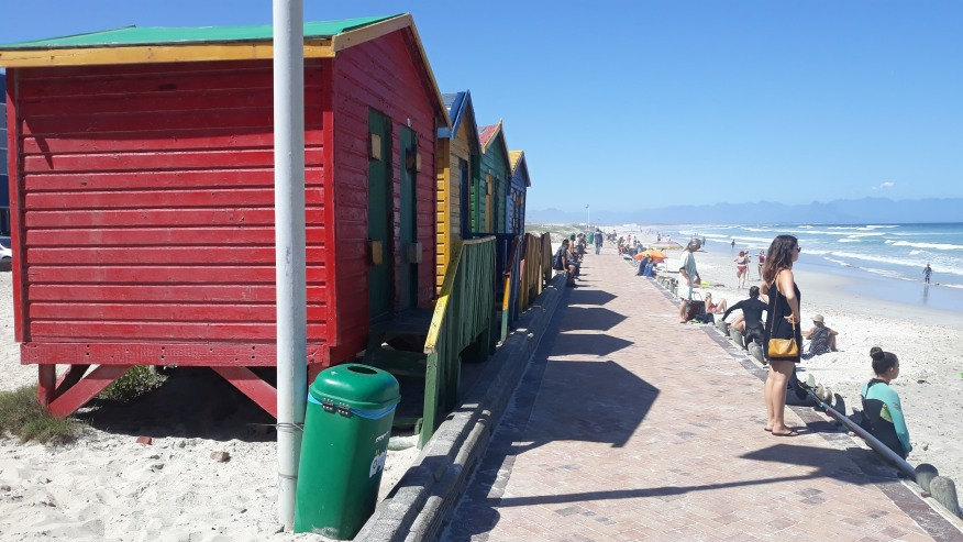 Muizeberg Beach
