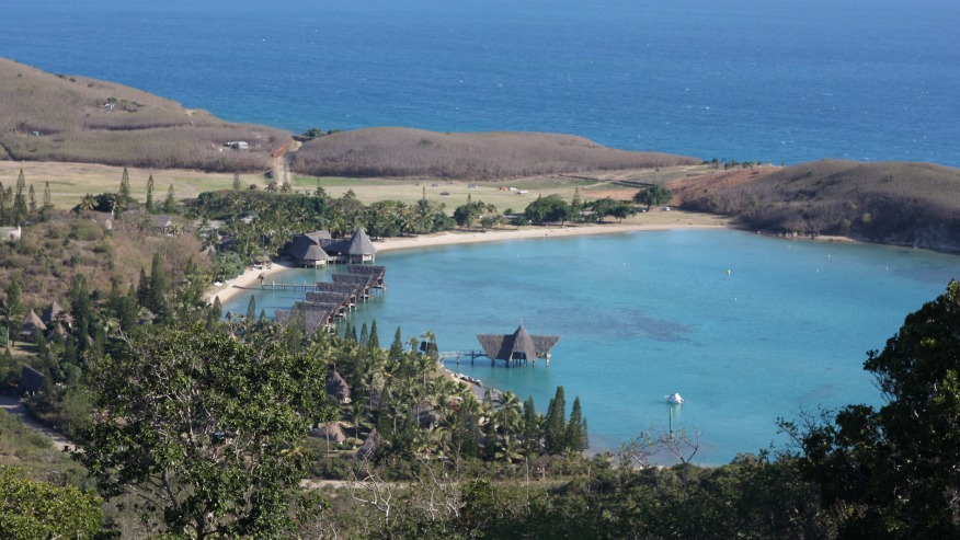 Follow the guide to the best spots of Noumea