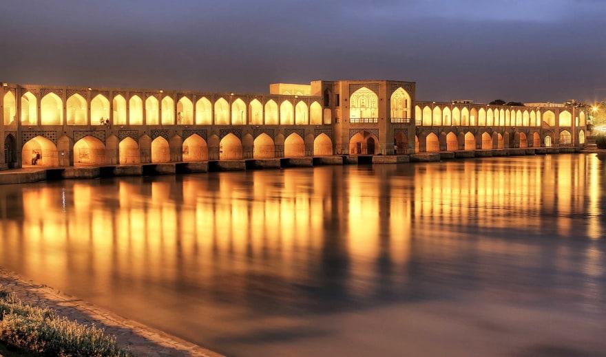 Top Hostels in Esfahan