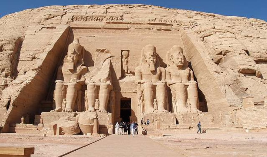 10 Top Tourist Attractions in Egypt
