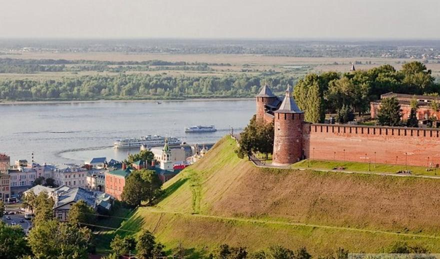 Discover Nizhny Novgorod City & Province