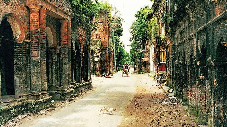 PANAM NAGAR-A RUINED CITY OF SHONARGOAN