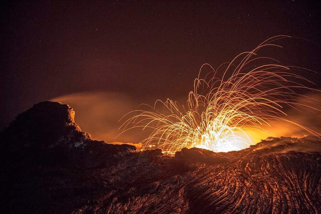 Erta Ale Volcano and Tigray Rock- Churches