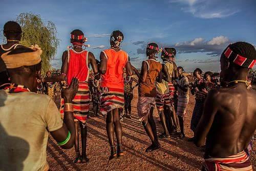 Evangadi Dance