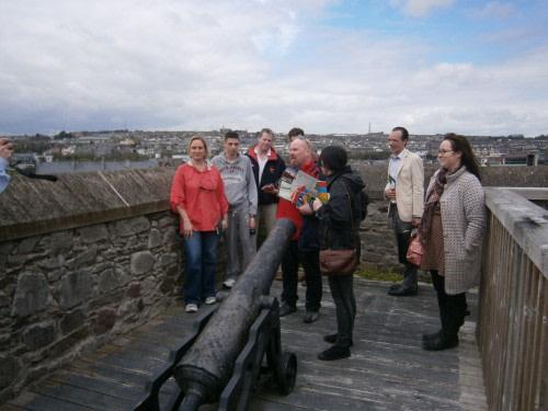 Marsh Tours. Cork City