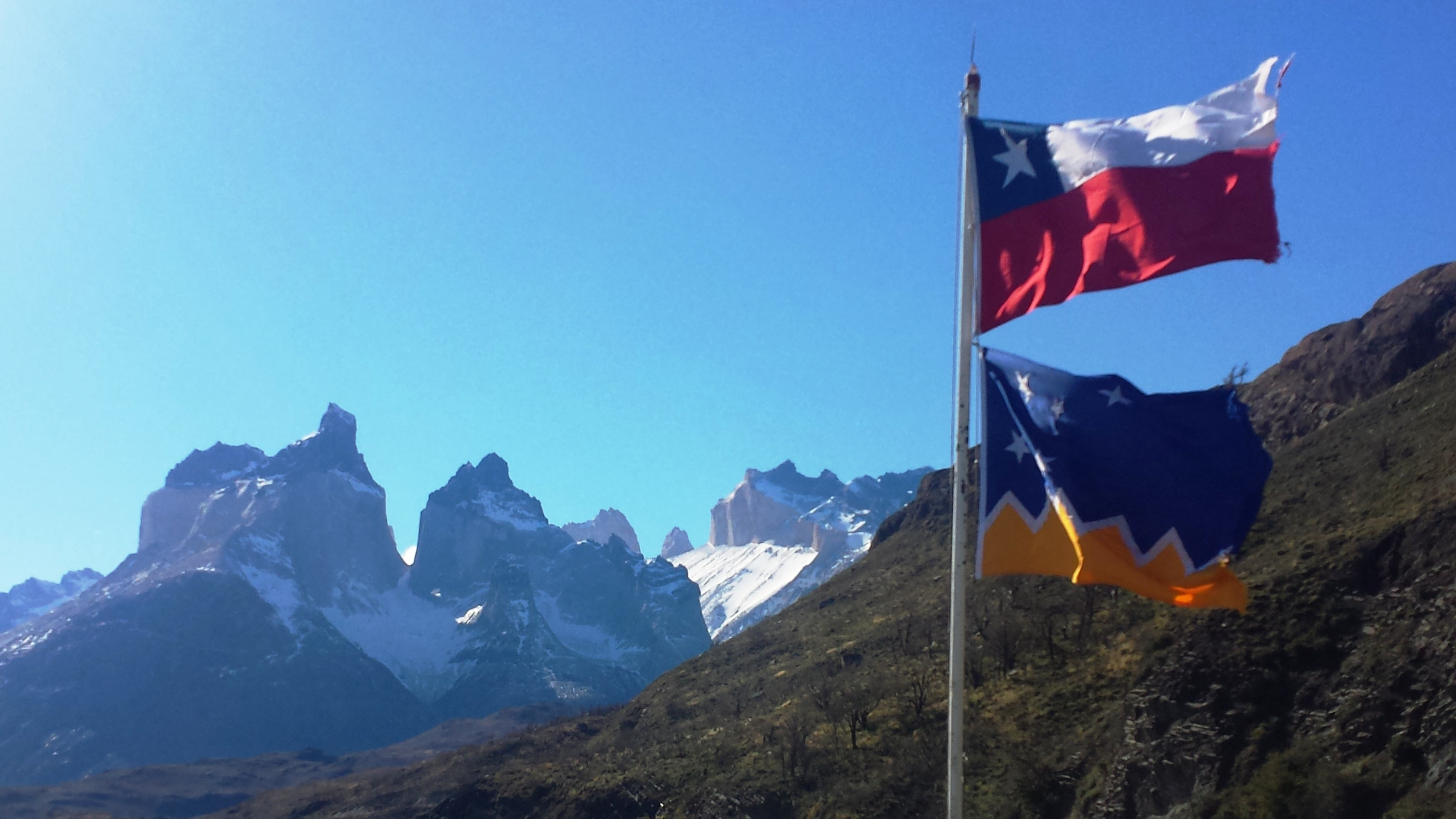 Torres del Paine voted 8th Wonder of the World