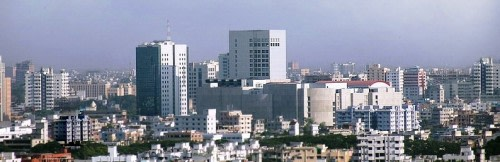 The capital of Bangladesh