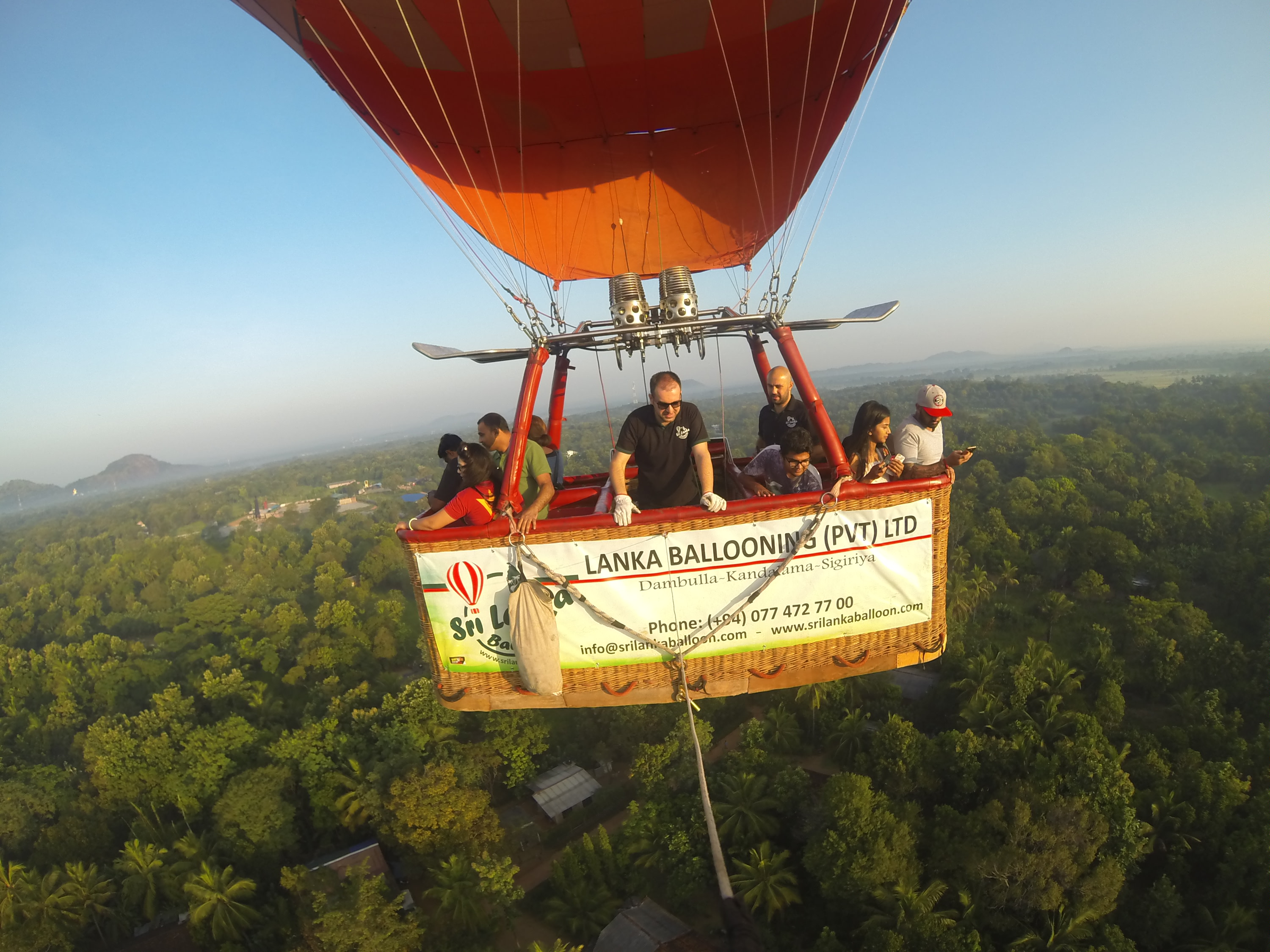 Excursions from Dambulla