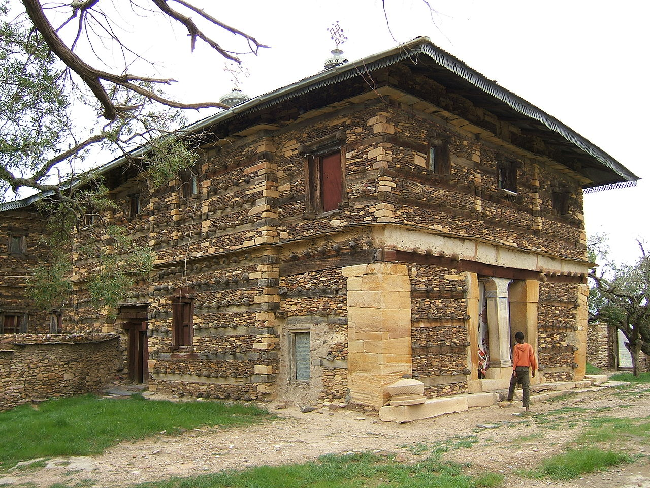 Debre Damo monastery