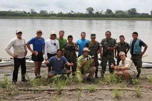 The Amazon Express 2012